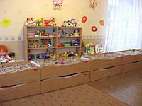 Кровать детская 2-х ярусная роздвижная