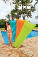 Пляжный надувной матрац, Intex