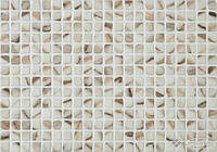 Ecoceramic плитка Ecoceramic Roman Mosaic 31,6x45 blanco