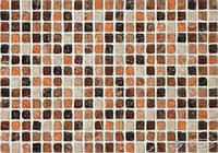 Ecoceramic плитка Ecoceramic Roman Mosaic 31,6x45 ocre