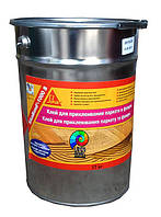 Однокомпонентний клей на основі синтетичних смол SikaBond® - 1000 S, 17 кг