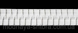 Драпировочная лента (шторная тесьма) шир. 6 см, х/б (розница для пошива)