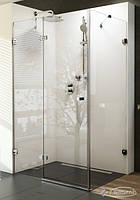 Ravak душевой уголок Ravak BSDPS-100/80L 99x79 стекло transparent (0ULA4A00Z1)