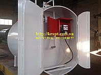 Модульная АЗС 5 м.куб со шкафом