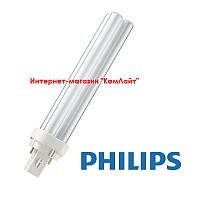 Лампа PHILIPS PL-C 26W/827 2P G24d-3 (Польша)