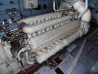 Двигатель М401А-1 ЛВ (с реверс-редуктором), ОАО Звезда, Ленинград