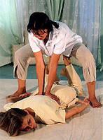 Тайский йога-массаж