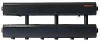 Распределительный коллектор для систем отопления в теплоизоляции СК 342.125 на 3 контура