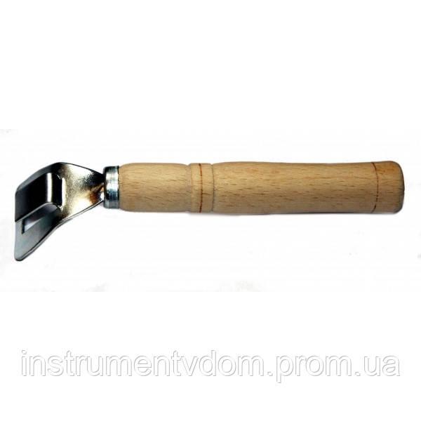 Ухват-держатель для сковороды с деревянной ручкой (упаковка 10 шт)
