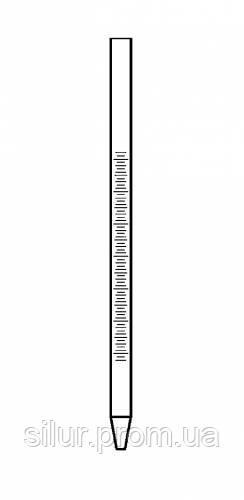 Бюретка мерная с градуировкой 100 мл