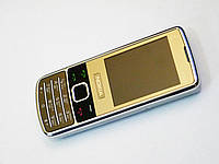 "Телефон Nokia 6700 (Q670) Серебро - 2Sim  - 2.2"" - металлический корпус"