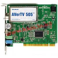Тюнер аналоговый AVerTV (Studio) 505 (AVerTV Studio 505)