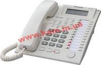 Системный телефон KX-T7735 White (аналоговый) для АТС Panasonic KX-TE/ TDA Аналоговый с (KX-T7735UA)