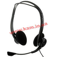 Гарнитура Logitech PC Headset 960 USB, 981-000100 Цифровая USB стереогарнитура PC Heads