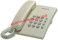 Проводной телефон Panasonic KX-TS2350UAJ Beige (KX-TS2350UAJ)