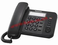 Проводной телефон Panasonic KX-TS2352UAB Black (KX-TS2352UAB)