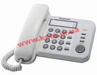 Проводной телефон Panasonic KX-TS2352UAW White (KX-TS2352UAW)