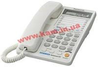 Проводной телефон Panasonic KX-TS2368RUW White (KX-TS2368RUW)