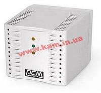 Автоматический cтабилизатор напряжения Powercom мощностью 600 Вт (TCA-1200 white)