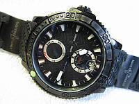 Механические часы Ulysse Nardin Maxi Marine копия ААА класса