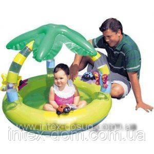 Детский надувной бассейн Intex 57405 киев