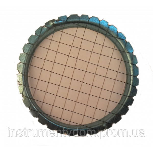 Яйцерезка-салаторезка металлическая, 8,5 см (упаковка 10 шт)