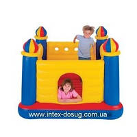 Надувной игровой центр-батут Intex 48259 Jump-O-Lene Castle Boun киев