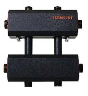 Распределительный коллектор для систем отопления в теплоизоляции СК 172.125 на 2 контура