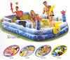 Надувной детский игровой центр Крепость Intex 57463 Надувные детские игровые центры Intex 57463 Длин