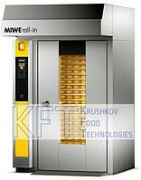 Печь хлебопекарная ротационная Mive Roll-In газ\эл (Германия)