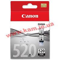 Картридж Canon PGI-520Bk MP540/ 630 ~350 стр А4 (2932B001)