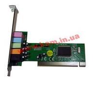 Звуковая карта Manli C-Media 8738 PCI 6(5.1) каналов bulk Звуковая карта Manli (M-CMI8738-6CH-Rev.1)