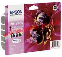 Набор картриджей Epson (CMYK), Multip. C79/ CX3900 (C13T07354A10) Комплект картриджей (C13T10554A10), фото 1