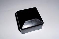 Заглушка квадратна 50Х50 зовнішня для квадратної профільної труби (NSK)