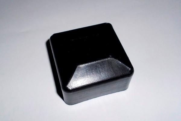 Заглушка квадратная 60Х60 наружная для квадратной профильной трубы (NSK)