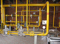 Проектирование, строительство газопроводов, ШГРП, узлов коммерческого учета газа, котельных
