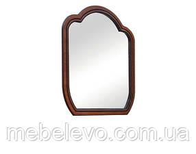 Зеркало Полина 950х790х20мм орех патина Світ Меблів