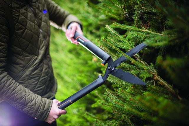 Ножницы для кустов Fiskars SingleStep HS22 (114730)