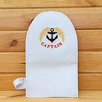 "Рукавица для бани ""Captain"" G"