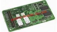 Карта для подкл.2-го и 3-го блоков, KX-TDA6111XJ, , Опции для мини-АТС (KX-TDA6111XJ)