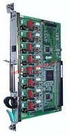 Плата расширения Panasonic KX-TDA0180X для KX-TDA/ TDE, 8-Port Analogue Trunk Card Пла (KX-TDA0180X)