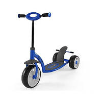 Детский Самокат Milly Mally Crazy Scooter Blue Scoot_004
