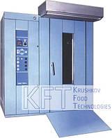 Ротационная хлебопекарная печь ПКЭ-9
