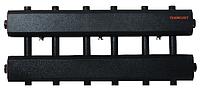 Распределительный коллектор для систем отопления в теплоизоляции СК 372.125 на 6 контуров