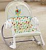 Детское кресло-качалка 3 в 1 Fisher Price Frekle Friends CCL87