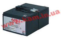 Батарея APC Replacement Battery Cartridge #6 Battery replacement kit for SUA1000I (RBC6)