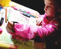 Уроки лепки и рисунка для самых маленьких