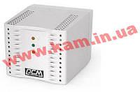 Автоматический cтабилизатор напряжения Powercom мощностью 1500 Вт поддерж. 220V; (TCA-3000 white)