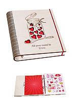 Блокнот Love А5 формат