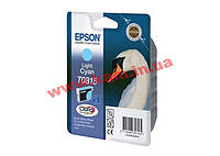 Картридж Epson StPhoto R270/ R290/ R390/ RX590/ RX610/ RX690/ 1410 light cyan, 11мл ( (C13T11154A10)
